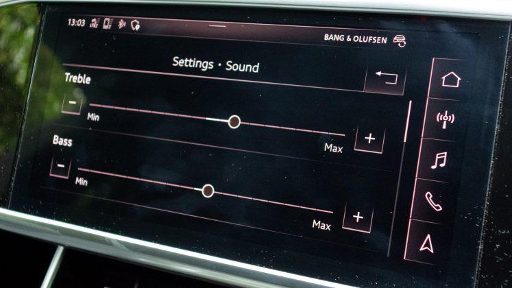 Audi A7 TFSIe sound