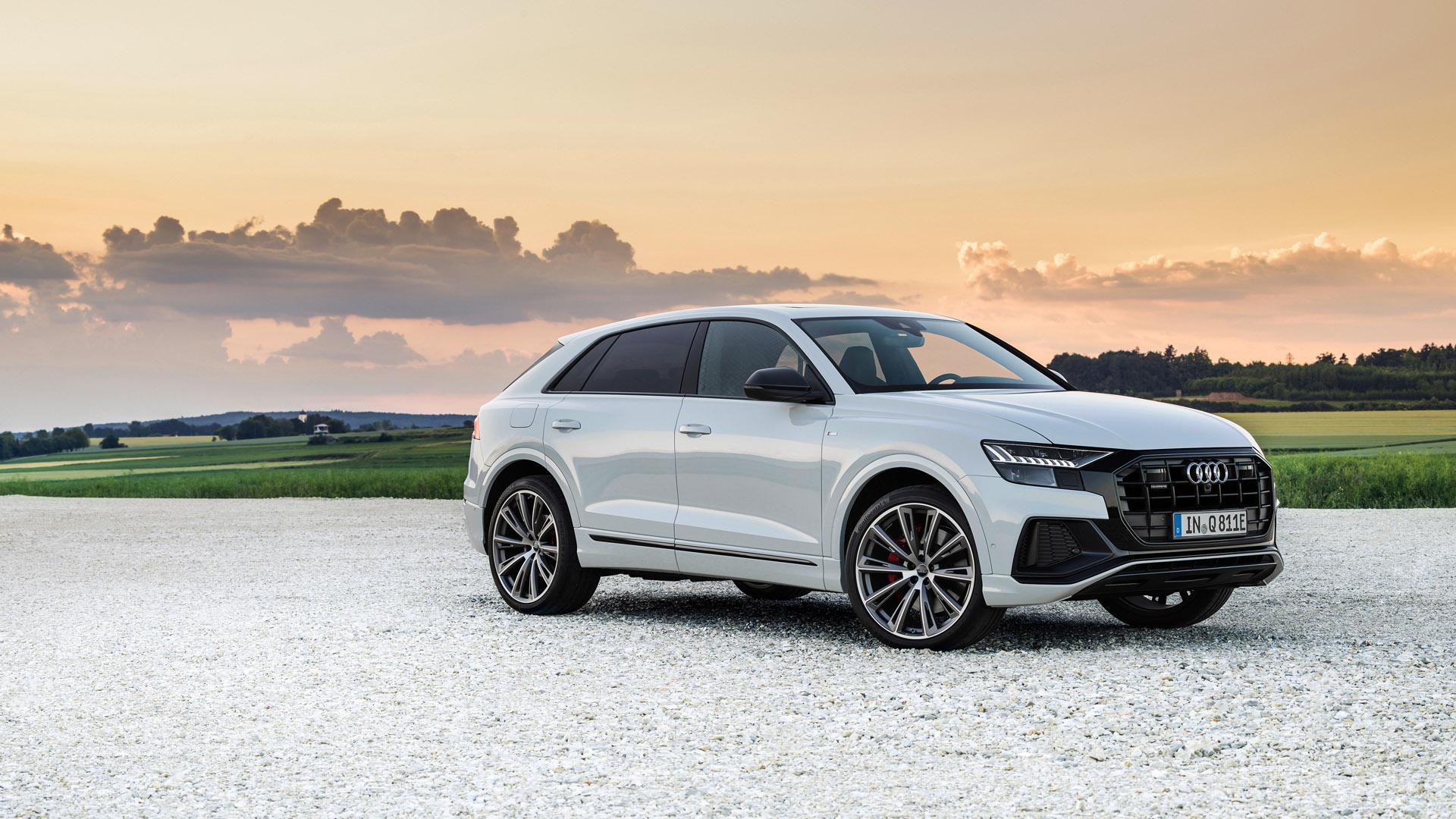 Audi Q8 TFSI e design