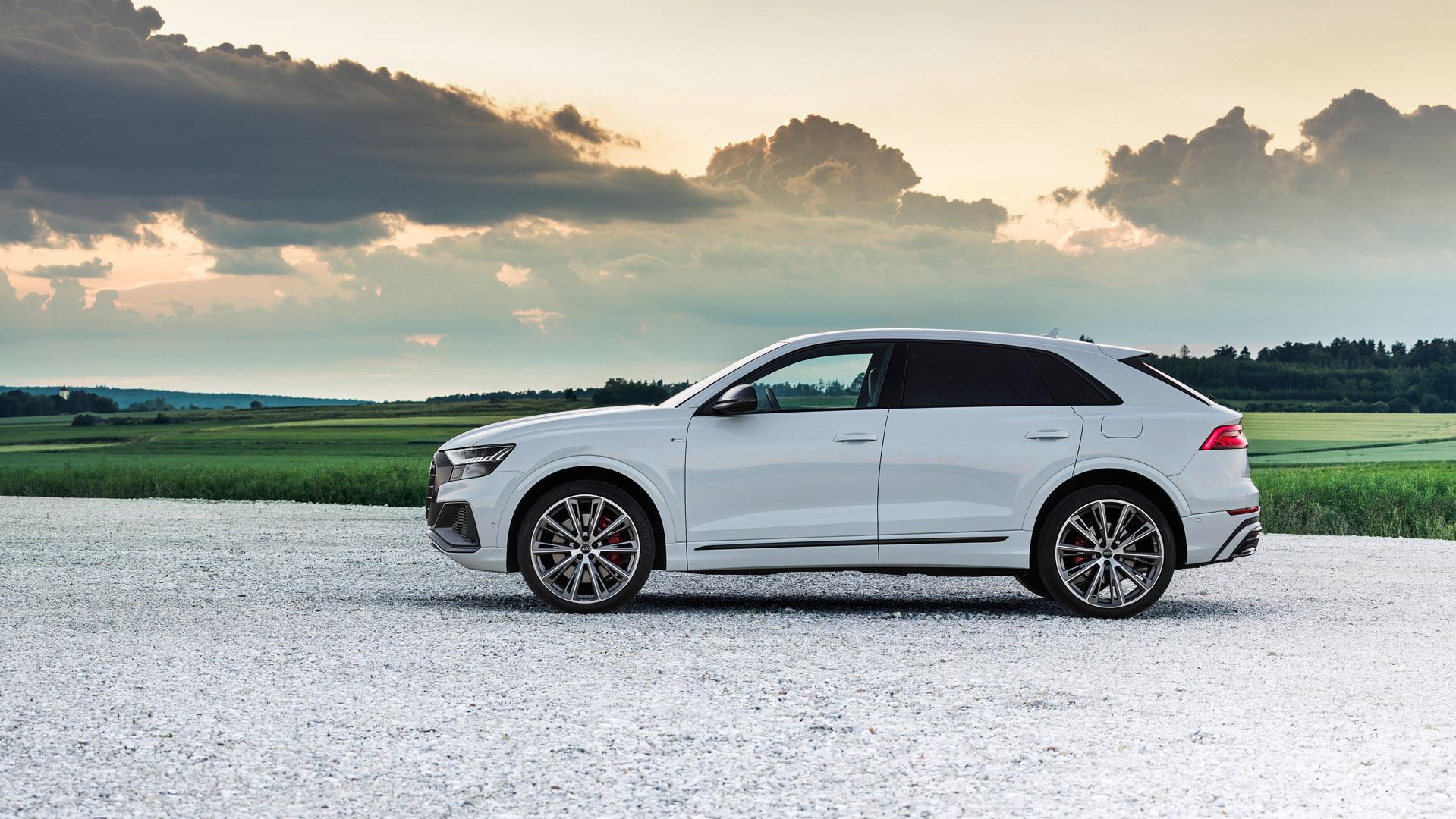 Audi Q8 TFSI e look
