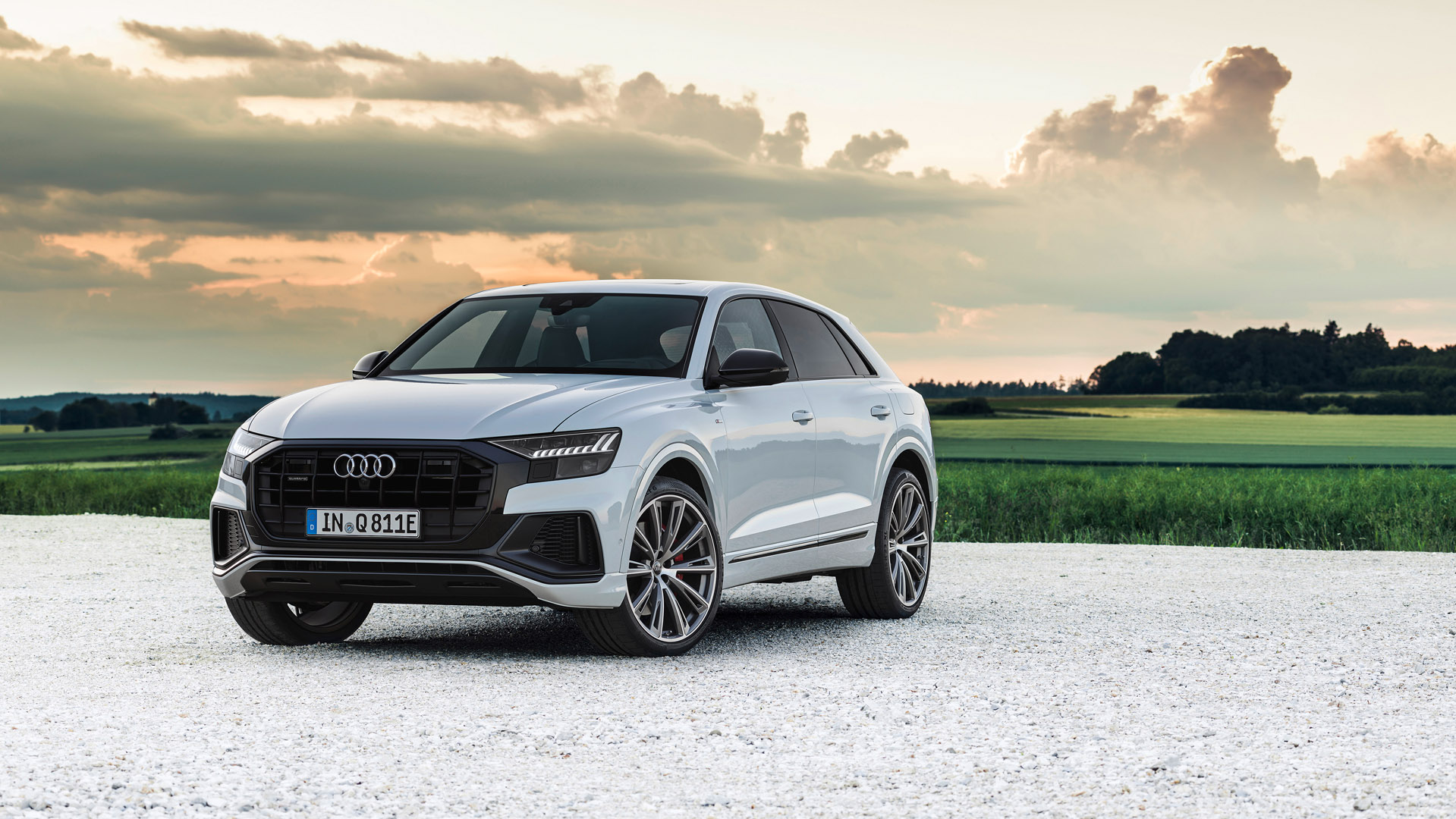 Audi Q8 TFSI e performance