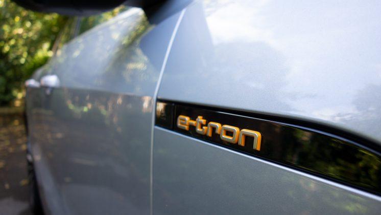 Audi e-tron logo