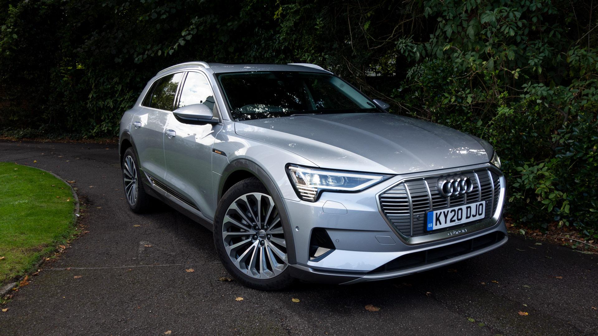 Audi e-tron performance