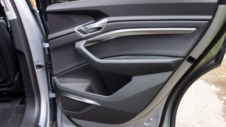 Audi e-tron rear door