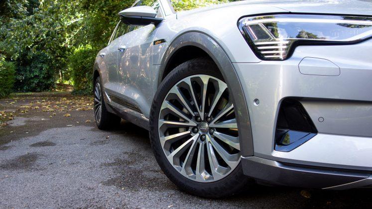 Audi e-tron rims