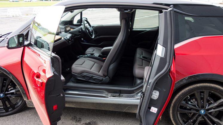 BMW i3s 120Ah doors