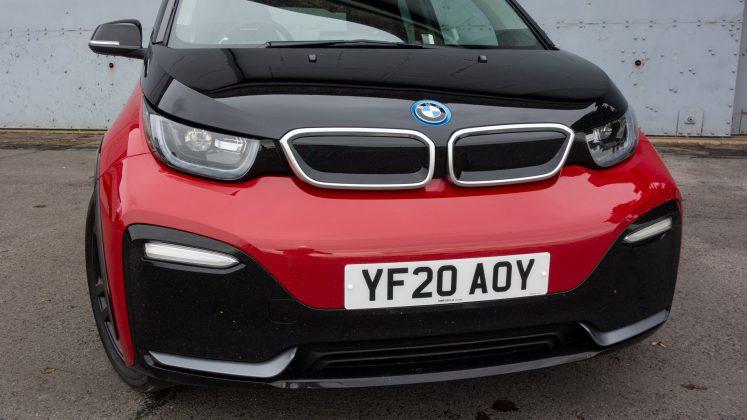 BMW i3s 120Ah grille