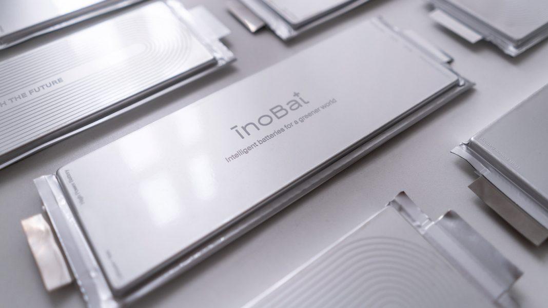 InoBat Auto battery