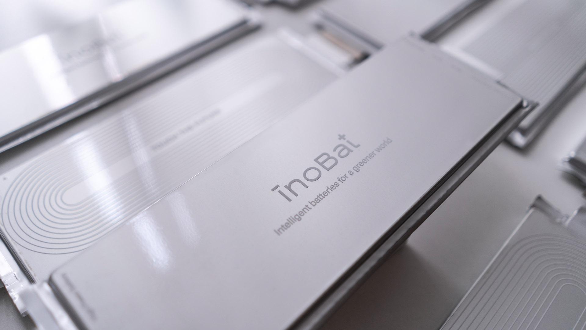 InoBat Auto design