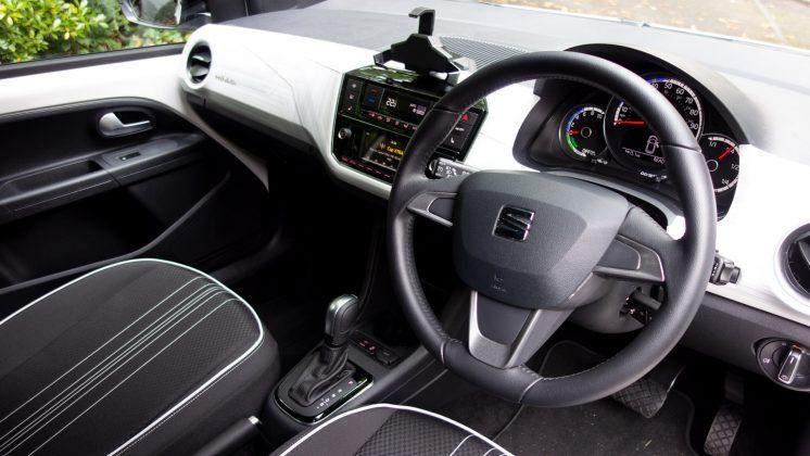 Seat Mii Electric interior