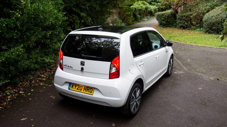 Seat Mii Electric rear