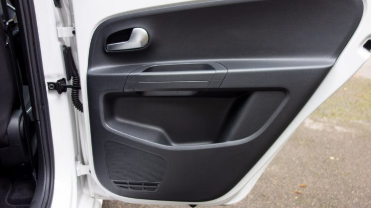 Seat Mii Electric rear door