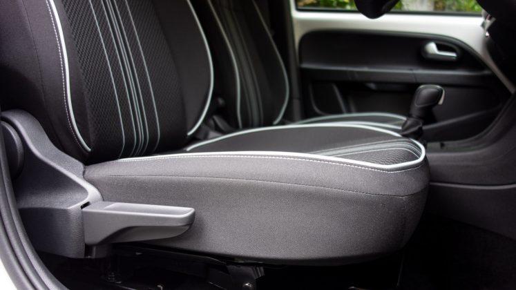 Seat Mii Electric seat adjustment