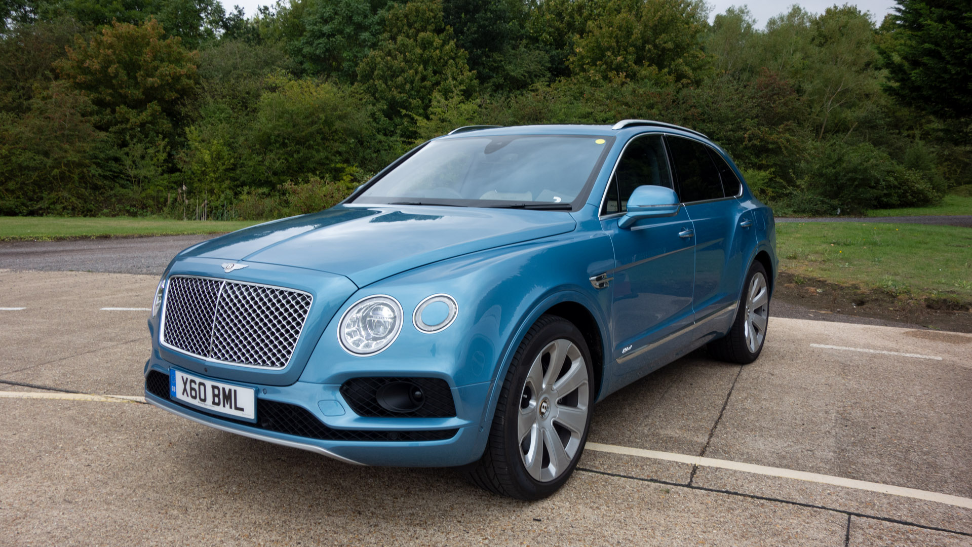 Bentley Bentayga Hybrid TotallyEV