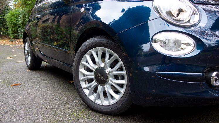 Fiat 500 Hybrid wheels