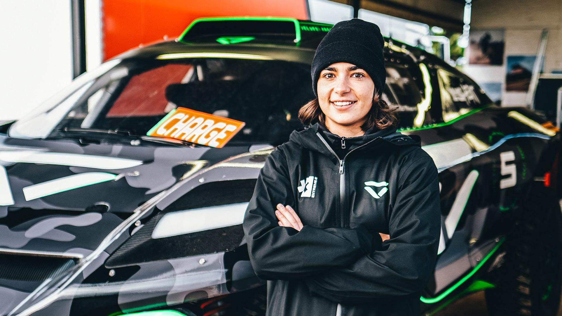 Jamie Chadwick Veloce Racing