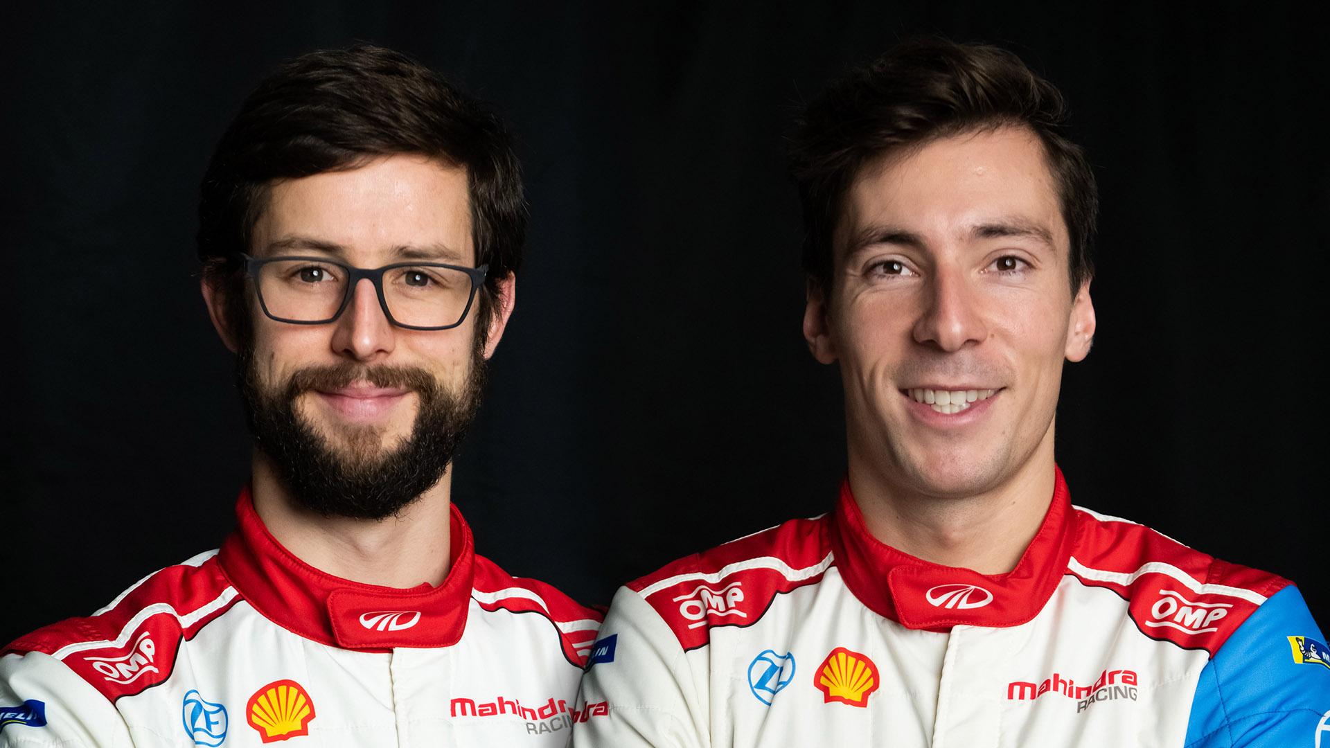 Mahindra Racing season 7 drivers