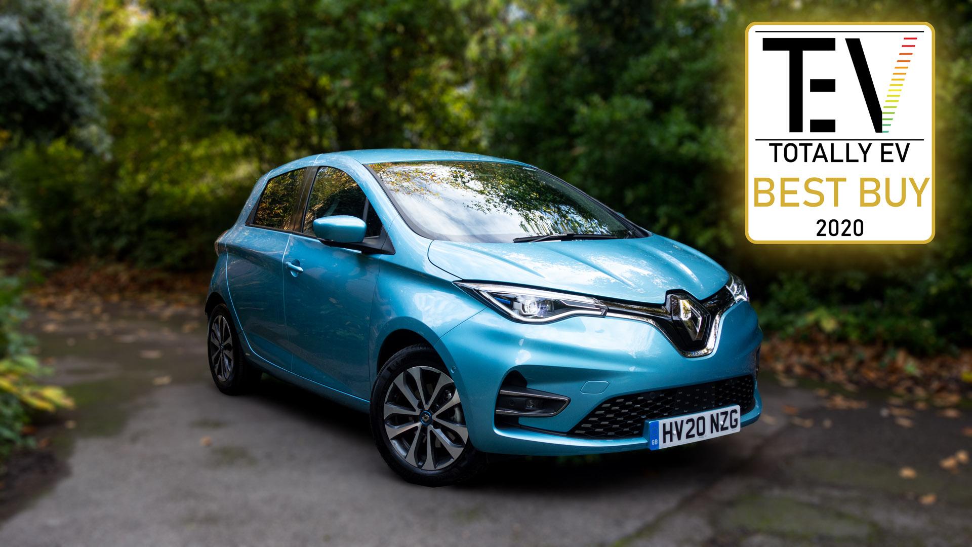 Renault Zoe TotallyEV