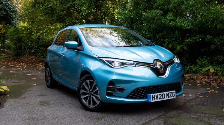 Renault Zoe looks