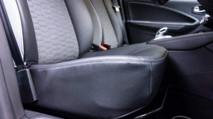 Renault Zoe seat adjustment
