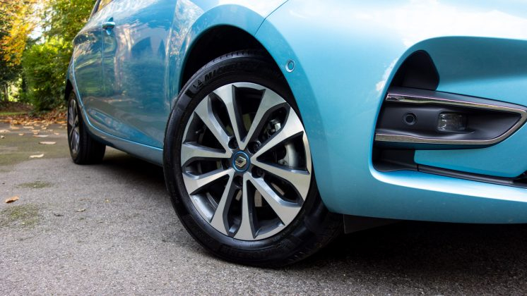 Renault Zoe wheels