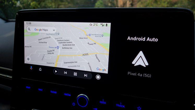 Hyundai Ioniq Electric Android Auto