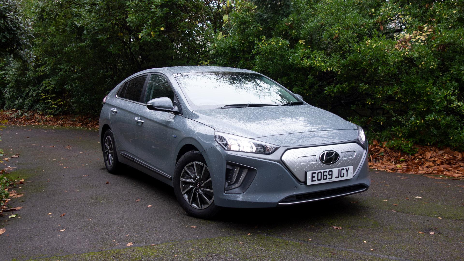 Hyundai Ioniq Electric performance