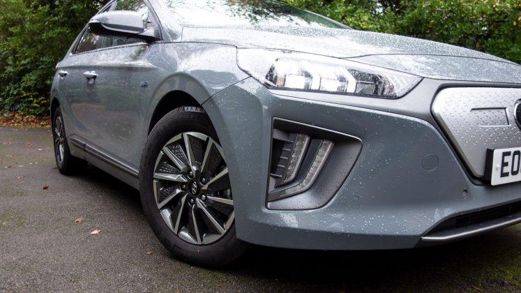Hyundai Ioniq Electric wheels