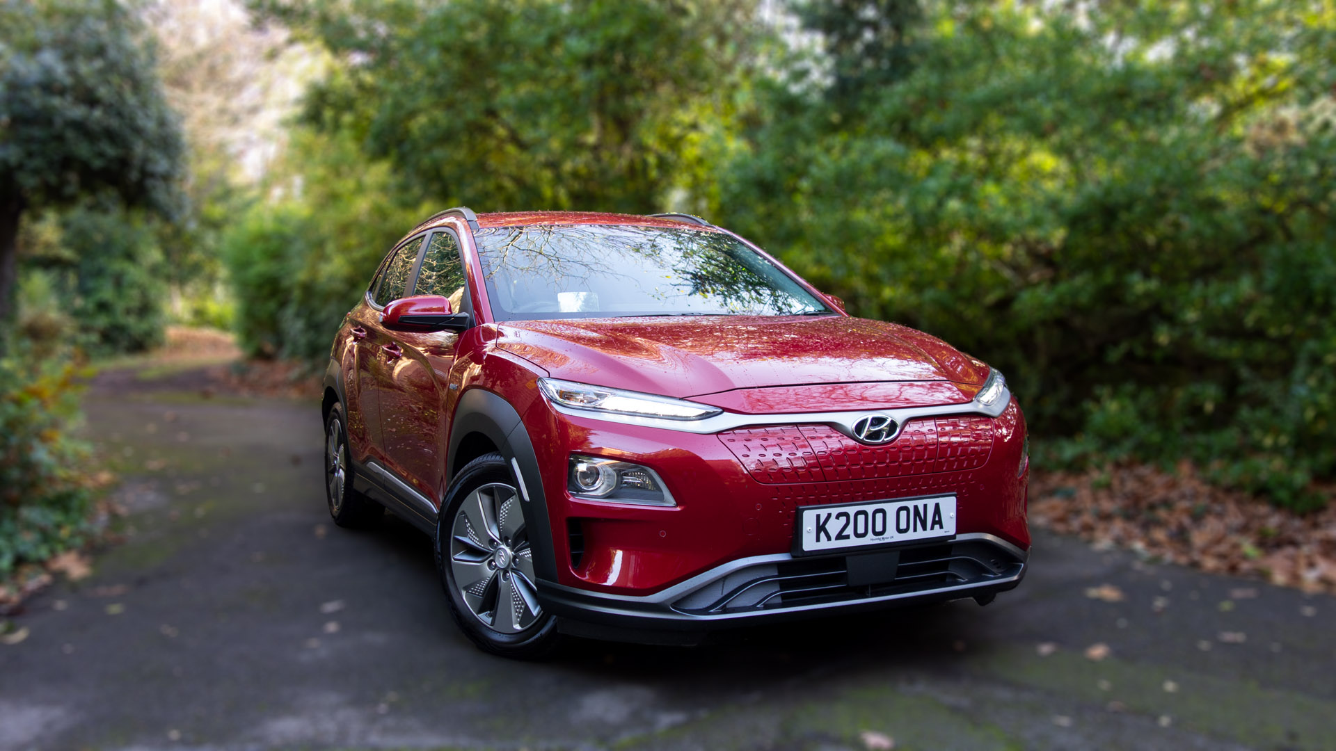 Hyundai Kona Electric audio review