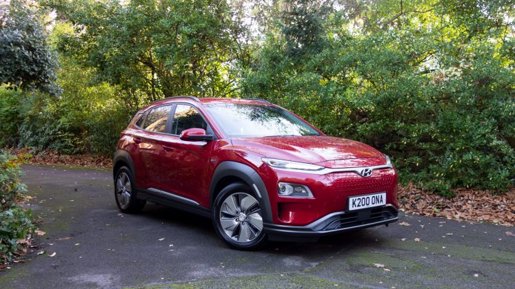 Hyundai Kona Electric colour
