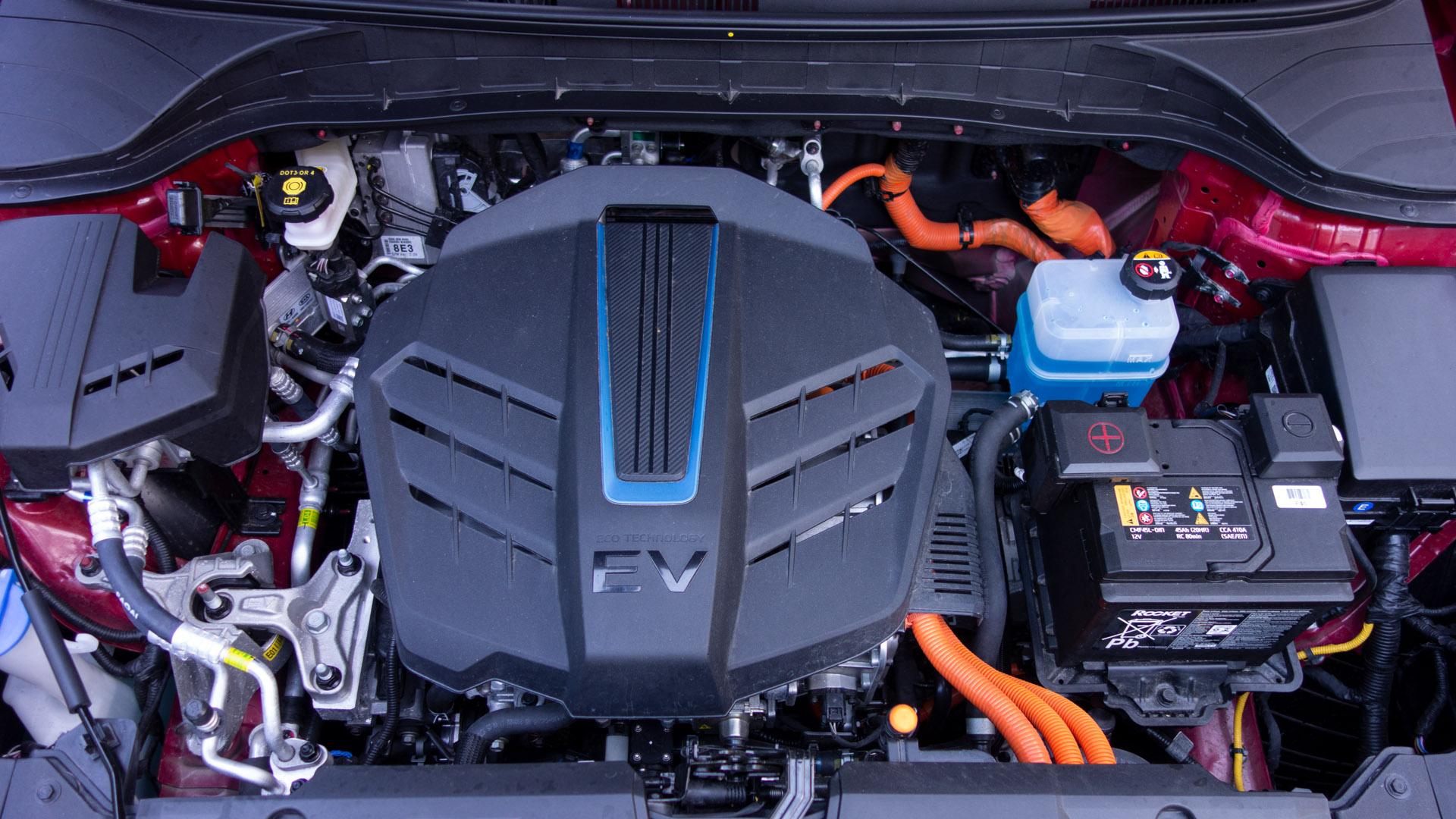 Hyundai Kona Electric motor