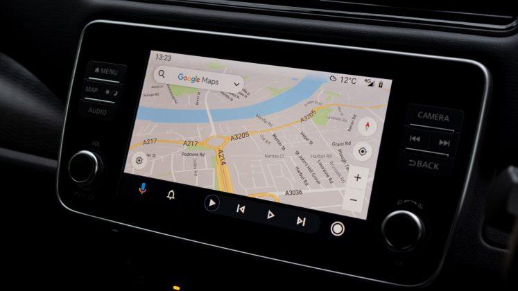 Nissan Leaf Android Auto