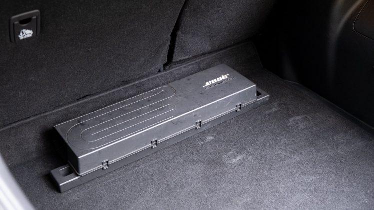 Nissan Leaf Bose sub