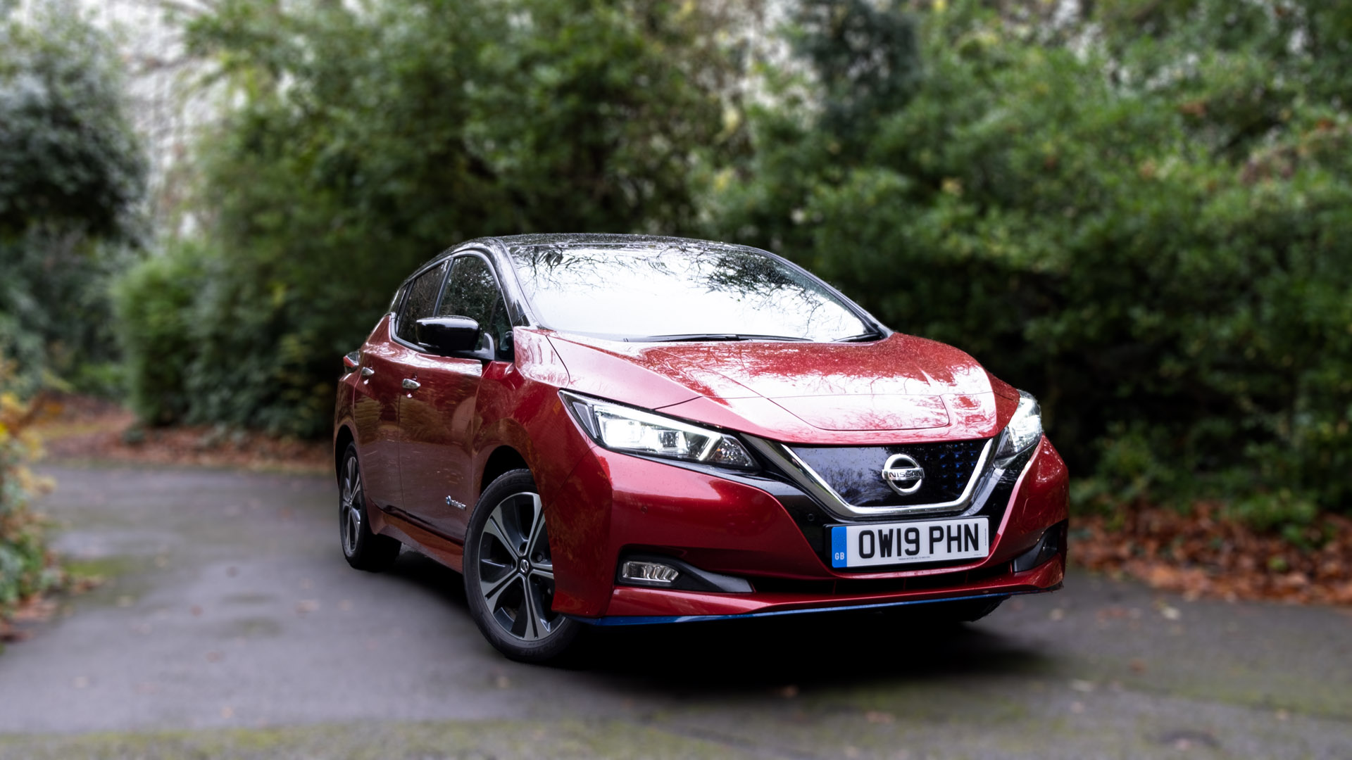 Nissan Leaf audio review
