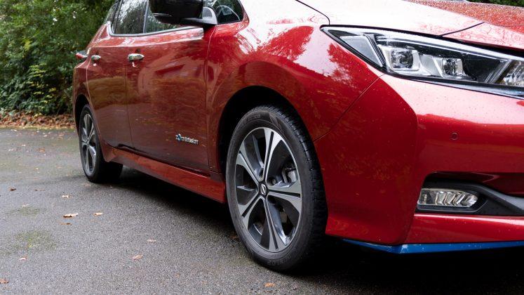 Nissan Leaf rims