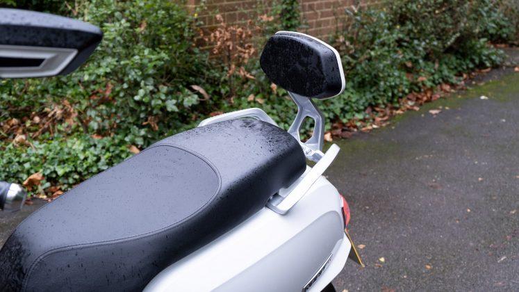 Sunra Robo-S rear seating
