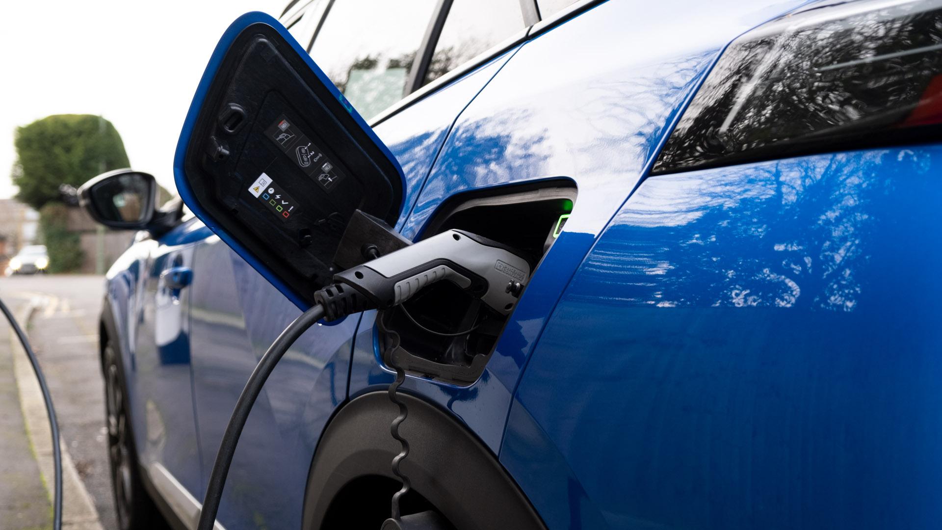 Car charge TotallyEV