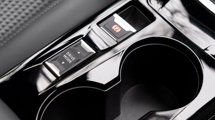 Peugeot e-2008 drive mode