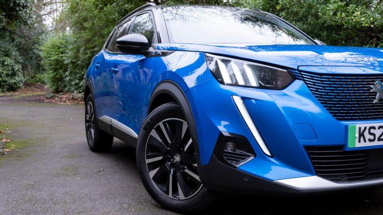 Peugeot e-2008 wheels