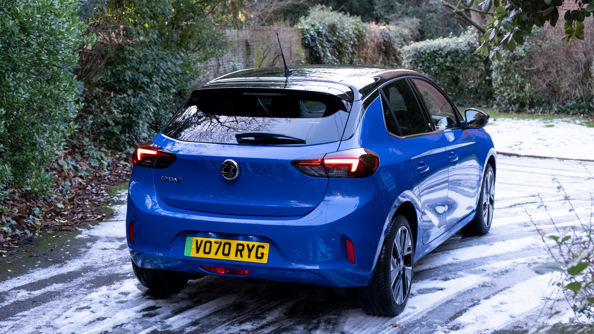 Vauxhall Corsa-e review (2021): An electrified classic ...