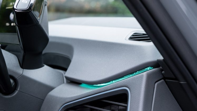 Volkswagen ID.3 LED lights