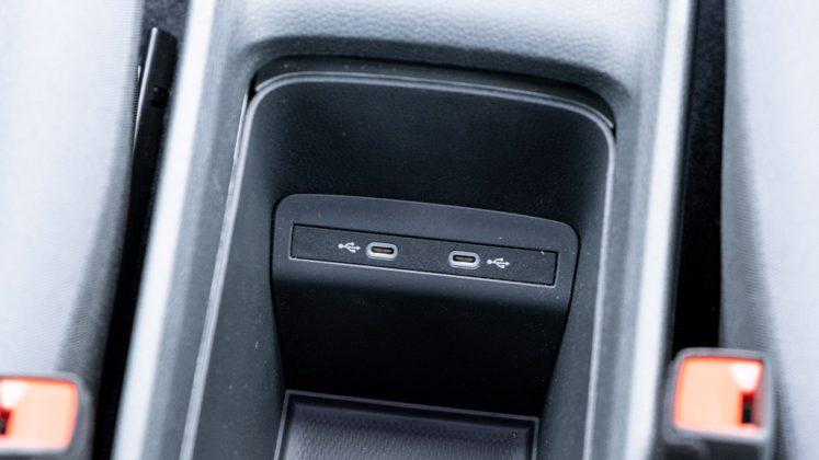 Volkswagen ID.3 USB