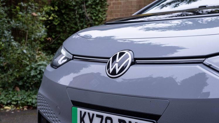 Volkswagen ID.3 badge