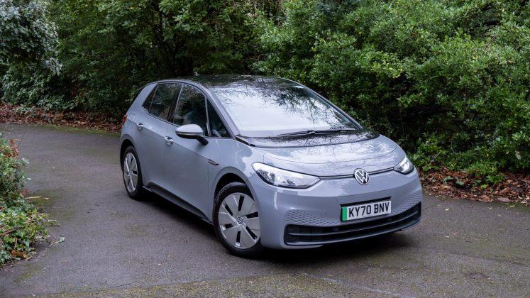 Volkswagen ID.3 car