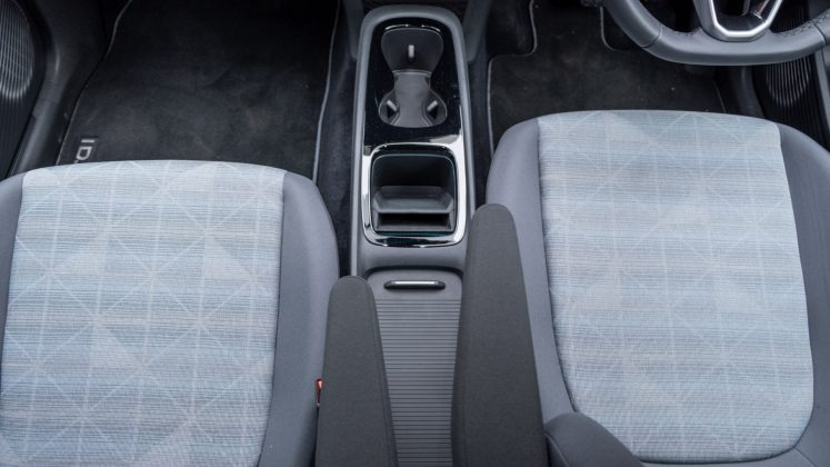 Volkswagen ID.3 centre console