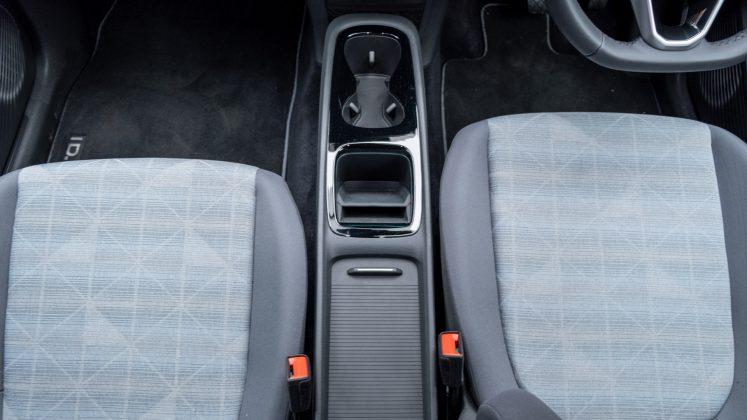 Volkswagen ID.3 centre console design