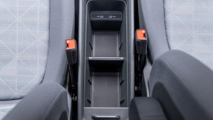 Volkswagen ID.3 centre storage