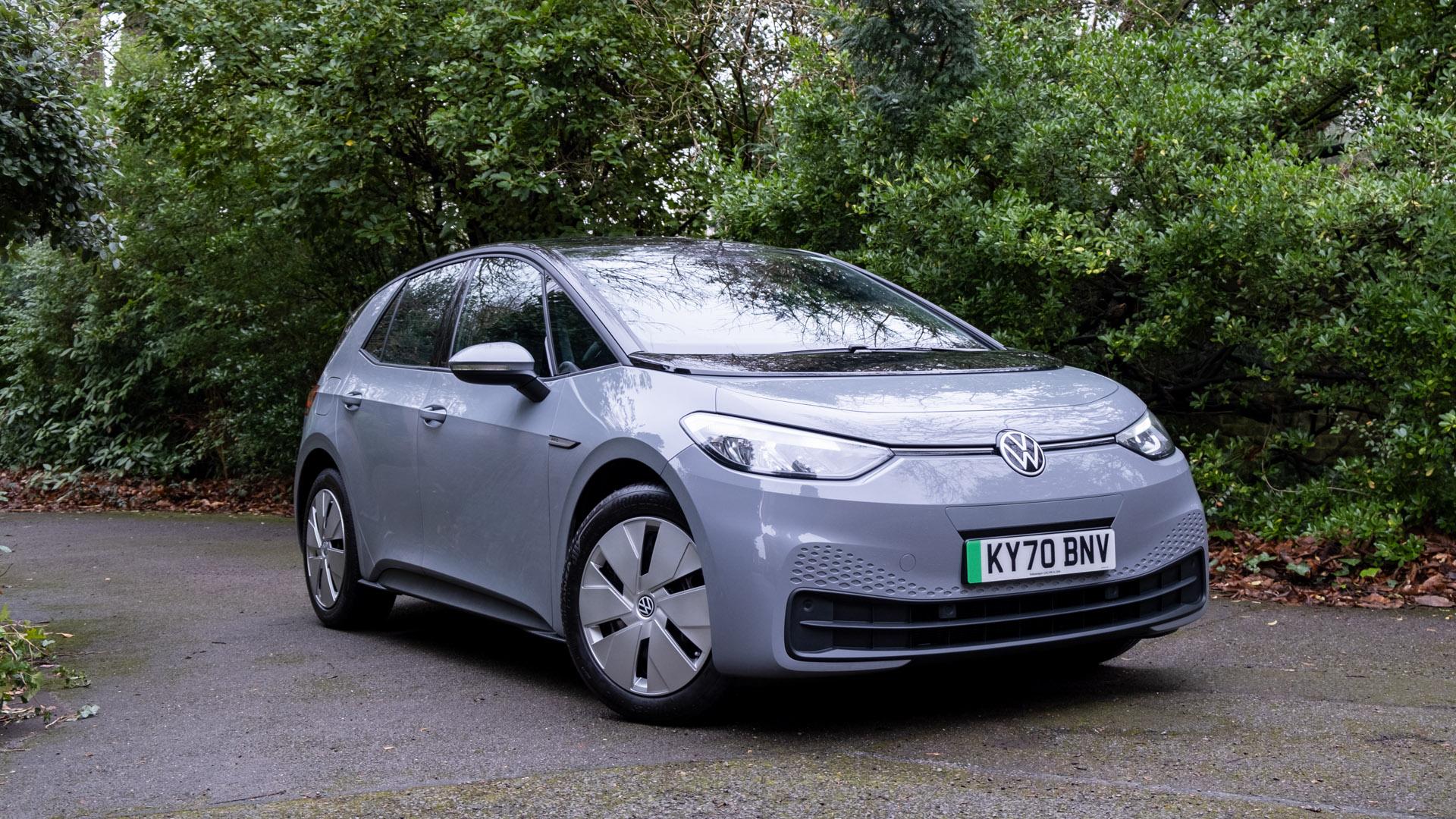 Volkswagen ID.3 colour