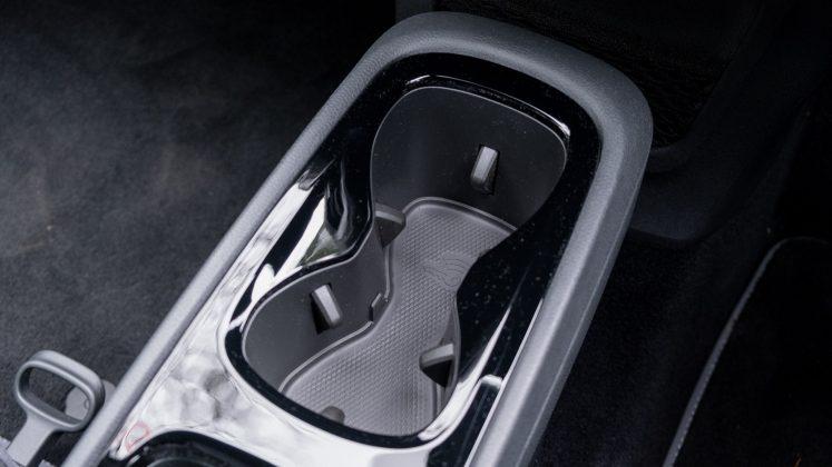 Volkswagen ID.3 cupholders