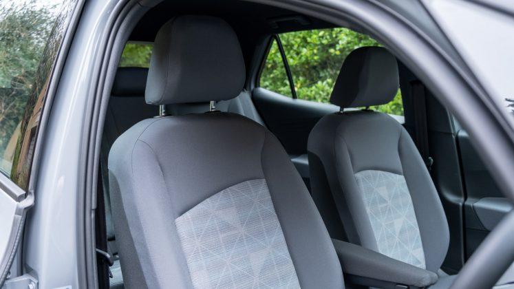 Volkswagen ID.3 front seats