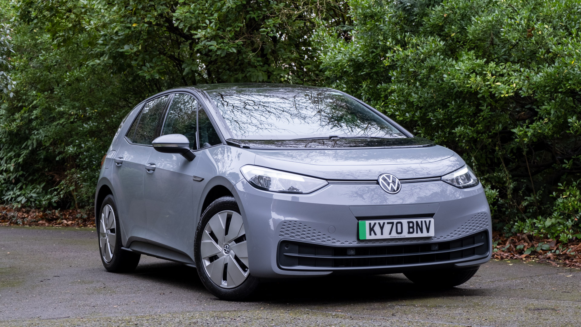 Volkswagen ID.3 front